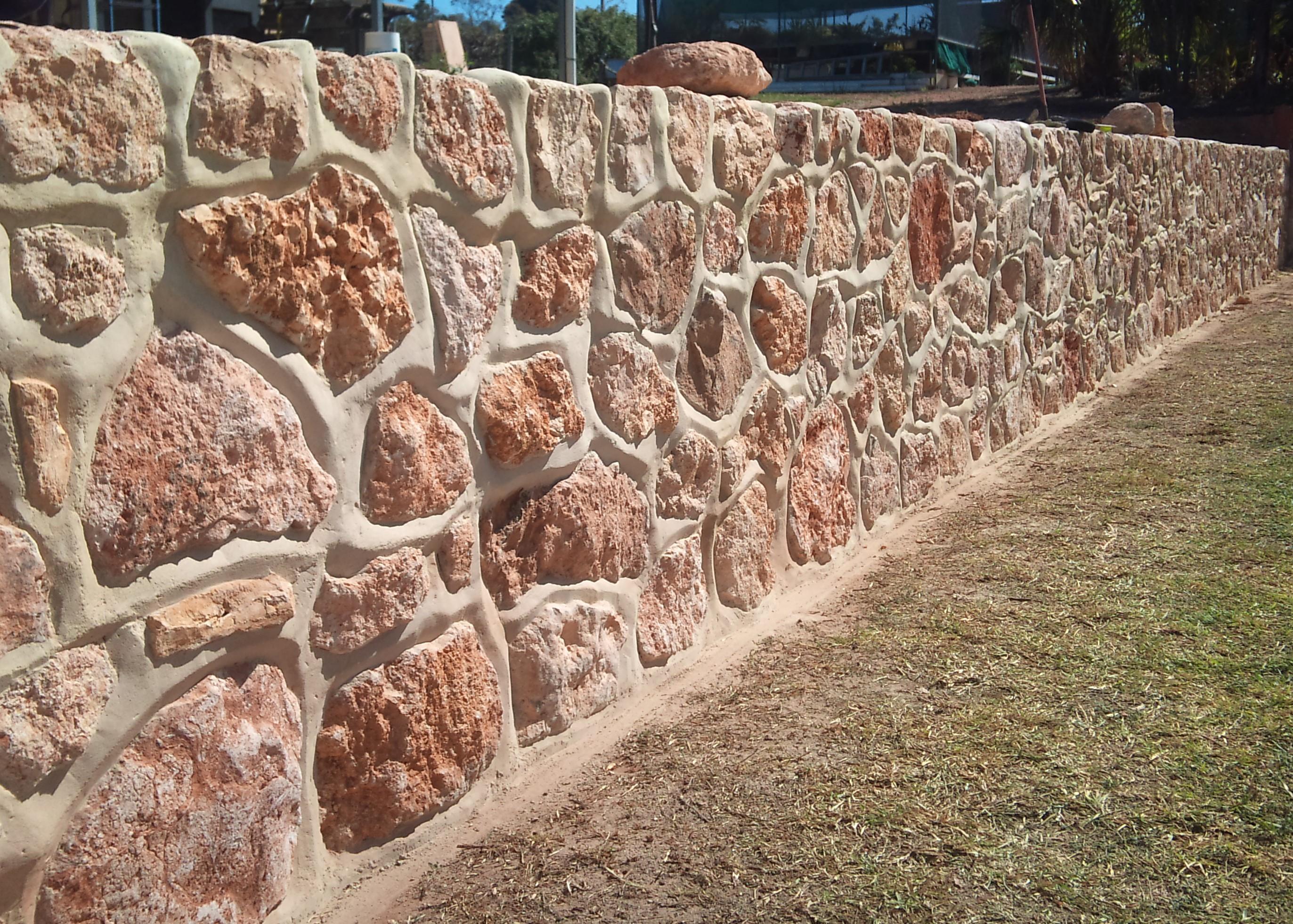 stone walls ace brick and stonework stonemasons. Black Bedroom Furniture Sets. Home Design Ideas